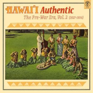 Hawai'i Authentic - The Pre-War Era Vol 2 lp (Asherah)