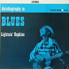 Lightnin' Hopkins - Autobiography In Blues lp (Tradition)