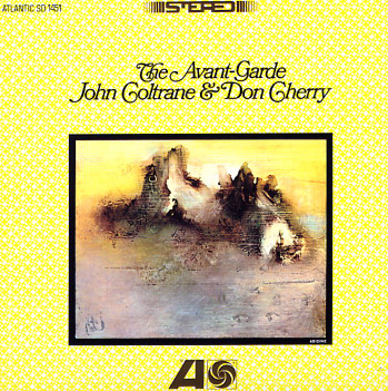 John Coltrane & Don Cherry - The Avant-Garde lp (Atlantic)