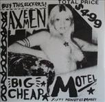 Axemen - Big Cheap Motel lp (Siltbreeze)