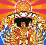 Jimi Hendrix - Axis Bold As Love lp (Legacy)