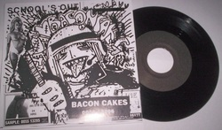 "Bacon Cakes - Treehouse 7"" (Buttercup Records)"