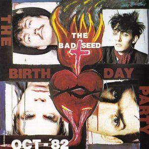 Birthday Party - Mutiny/Bad Seed dbl lp (Drastic Plastic)