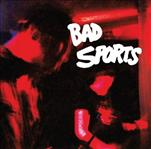 "Bad Sports - Red Overlay / Stuff 7"" (Total BS)"