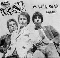 "The Trend - Electric Chair/Band Aid 7"" (Hate)"