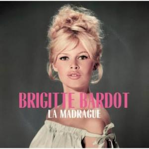 Brigitte Bardot - La Madrague lp (Wagram)