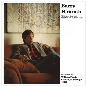 Barry Hannah - I Have No Idea What Tradition I'm In lp