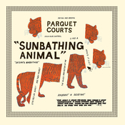 Parquet Courts - Sunbathing Animal cd (WYR)