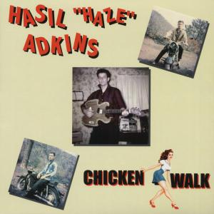 Hasil Adkins - Chicken Walk lp (Dee Jay Jamboree)