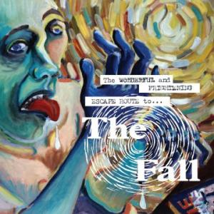 The Fall - The Wonderful and Frightening Escape Route to... lp