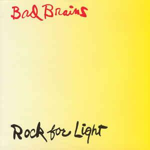 Bad Brains - Rock For Light lp (PVC repro)