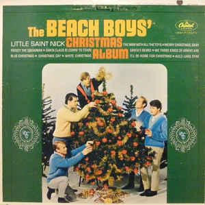Beach Boys - Christmas Album lp (Capitol)