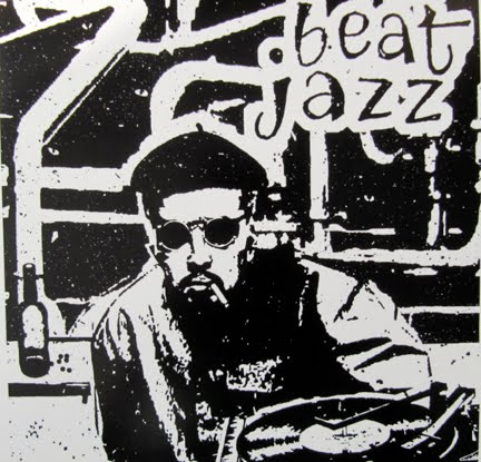 Beat Jazz Volume 2 lp (Pesky Serpent)