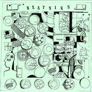 "Beatniks - s/t 7""(Goodbye Boozy)"