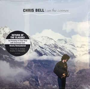 Chris Bell - I Am The Cosmos lp (Omnivore)