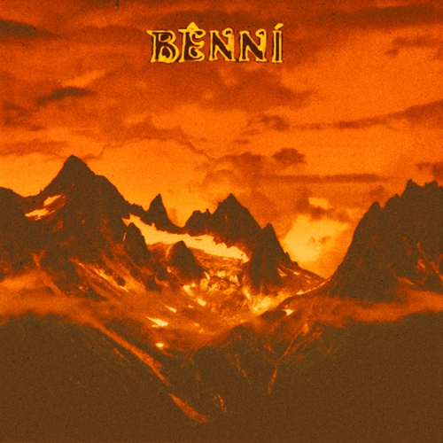 Benni - I & II lp (Goner) ORANGE VINYL