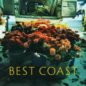 "Best Coast - Make You Mine dbl 7"" (Group Tightener)"