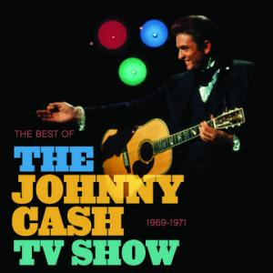 Johnny Cash - Best of the Johnny Cash TV Show lp (Columbia)