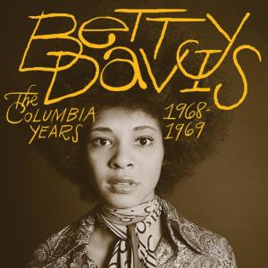 Betty Davis - The Columbia Years 1968-1969 lp (LITA)