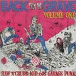 Back From The Grave Vol 1 cd (Crypt)