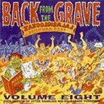 Back From The Grave Vol 8 cd (Crypt)