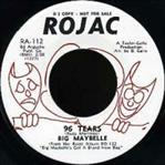 "Big Maybelle - 96 Tears 7"" (""Rojac"")"