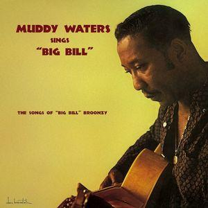 Muddy Waters - Sings Big Bill lp (DOL)