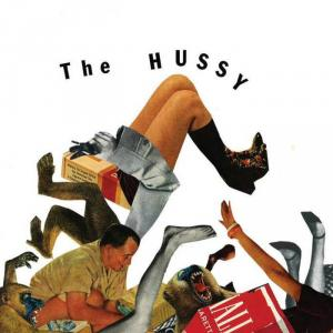 "The Hussy - I See Just Fine 7"" (Big Neck Records)"
