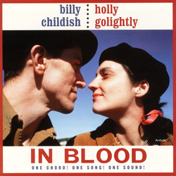 Billy Childish & Holly Golightly - In Blood lp (Damages Goods)
