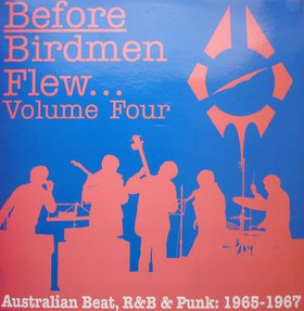 Before Birdmen Flew Volume Four lp (Vinyl Vengeance)