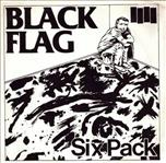 "Black Flag - Six Pack 12"" ep (SST)"