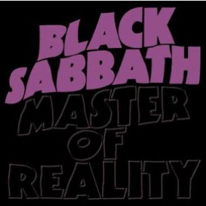 Black Sabbath - Master of Reality lp (RHINO)
