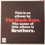 Black Keys - Brothers lp (Nonesuch)