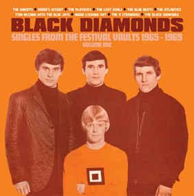 "Black Diamonds: From The Festival Vaults 7"" Box VOL 1 (Blank)"
