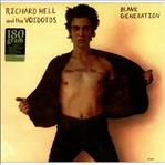Richard Hell & the Voidoids - Blank Generation lp (Sire/Scorpio)