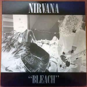 Nirvana - Bleach Deluxe Edition dbl lp (Sub Pop)