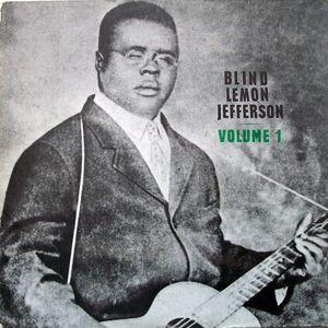 Blind Lemon Jefferson - Volume 1 lp (Roots)