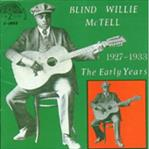 Blind Willie McTell - 1927-1933 Early Years lp (Yazoo)
