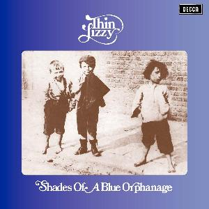 Thin Lizzy - Shades of A Blue Orphanage lp (Future Days