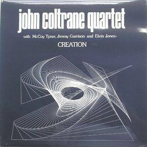 John Coltrane Quartet - Creation lp (Blue Parrot)