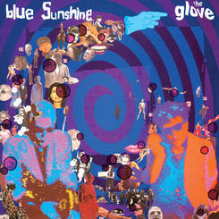 The Glove - Blue Sunshine lp (Polydor/Rhino)