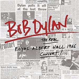 Bob Dylan - The Real Royal Albert Hall 1966 dbl lp (Legacy)