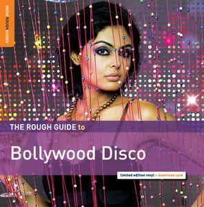 Rough Guide To Bollywood Disco lp (World Music Network)