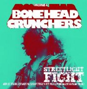 Bonehead Crunchers Volume 4 lp (Belter Records)
