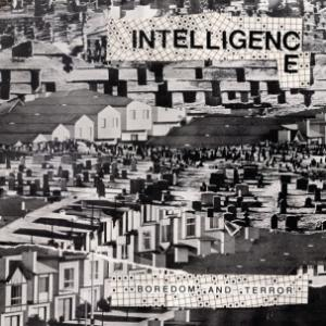 Intelligence - Boredom & Terror/Let's Toil dbl lp (In The Red)