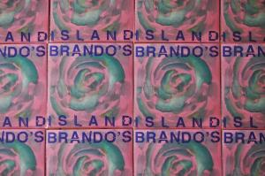 "Brando's Island - s/t 7"" (Million Dollar Records)"