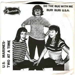 "Brentwoods - Do the Bug With Me 7"" (Telstar)"