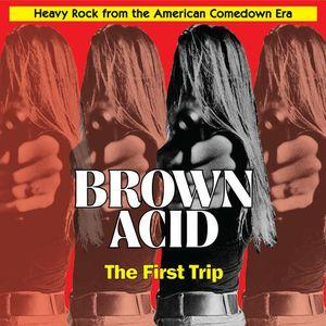 Brown Acid - The First Trip cd (Riding Easy)