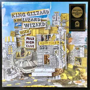 King Gizzard - Sketches of East Brunswick lp (ATO)