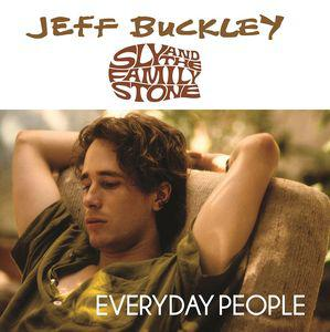 "Jeff Buckley/Sly & the Family Stone - Everyday People 7"" (Epic)"